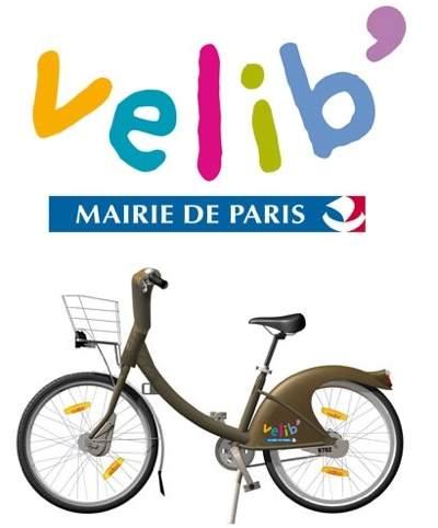 Paris – na dva točka Velib