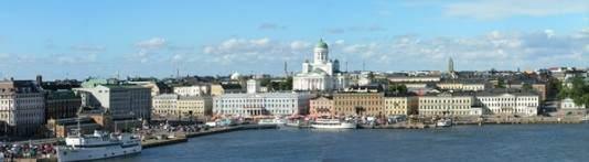 Finska, bele  noći  u  Helsinkiju, I deo