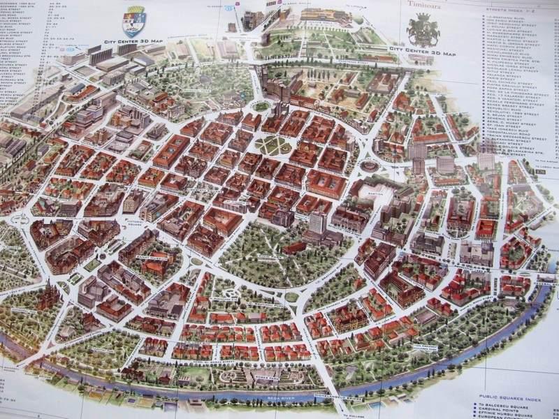 temisvar mapa Temišvar kroz objektiv   Bookiraj temisvar mapa