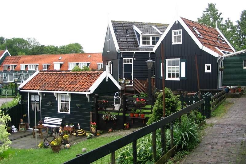 Marken  i  Edam – Holandija