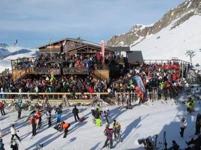 Ski Francuska- Tignes