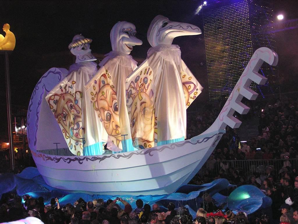 Karneval  u  Nici – Maskirani Mediteran