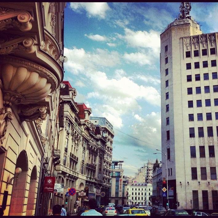 Autom do Bukurešta…