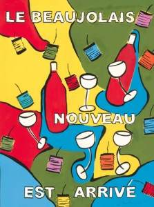 """Novembar  u  Parizu – """"le beaujolais nouveau est arrive"""""""