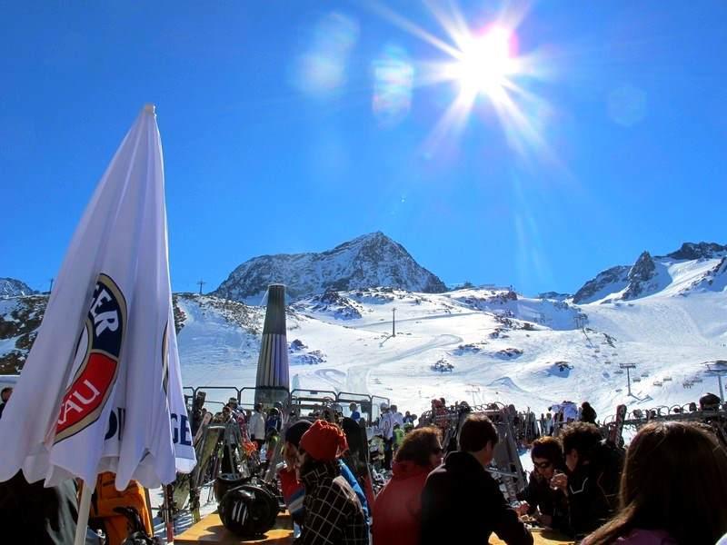 Stubaier Gletcher, Tyrol, Austria