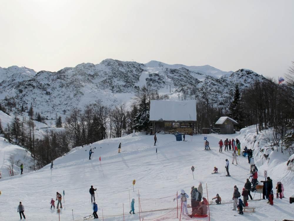 Ski Vogel, Slovenija