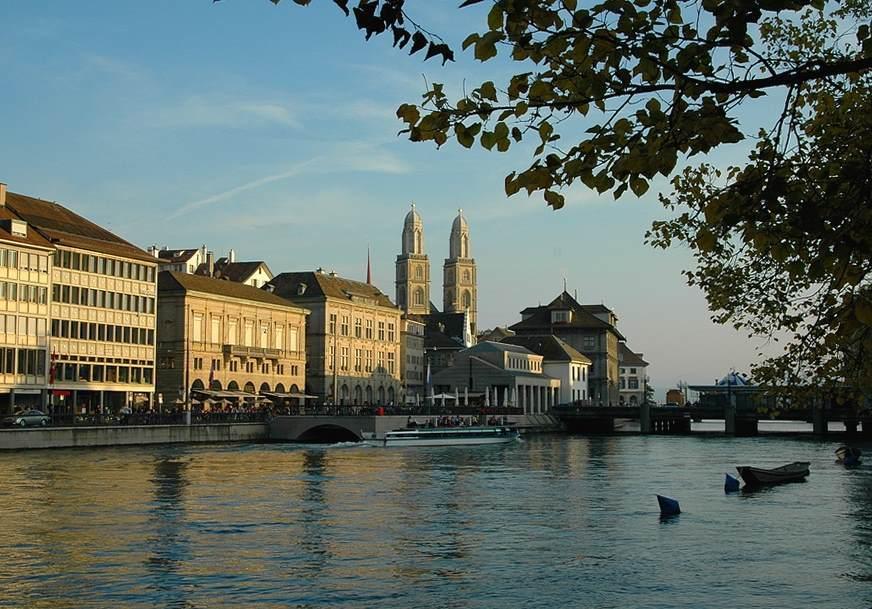 Cirih, Švajcarska