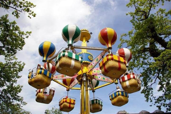 Najbolji zabavni parkovi na svetu