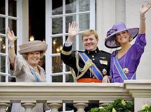 Očekuje se milion posetilaca na smeni trona u Holandiji…