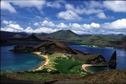 Galapagos – kolevka teorije evolucije i eko turizma