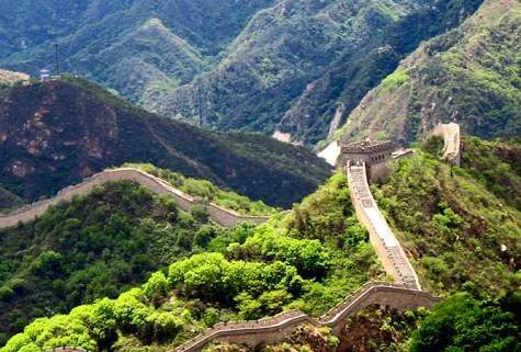 Replike Velikog Kineskog zida širom sveta