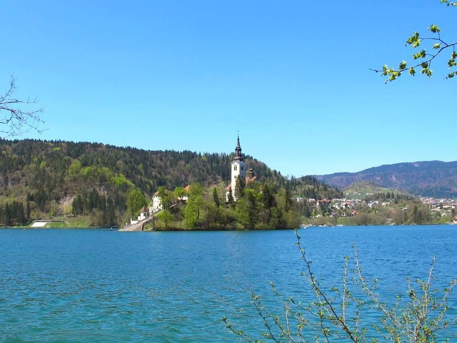 Bledsko jezero, Slovenija