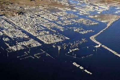 Grad koji je bio 25 godina pod vodom…