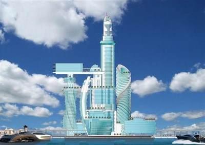 U Španiji se gradi najviši hotel u Evropi