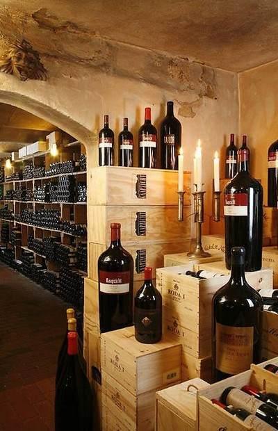 Najneobičniji vinski podrumi na svetu