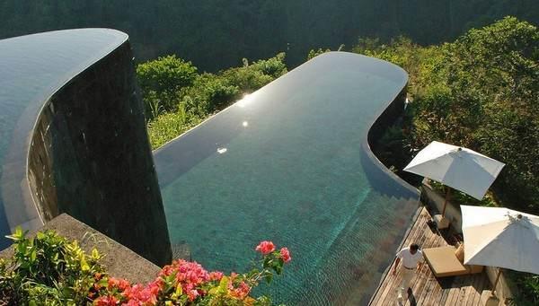 Najlepši hotelski bazeni na svetu