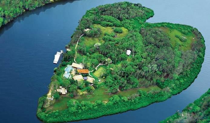 Dobrodošli na ostrvo ljubavi!