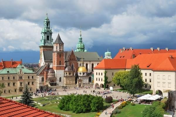 Kraljevski grad – Krakov