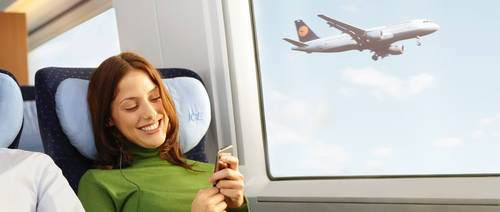 Lufthansa proslavila desetogodišnjicu AIRail usluge