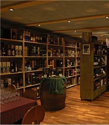 Dobrodošli u najveću kolekciju viskija!