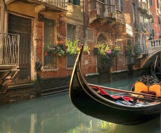 Priča o venecijanskim gondolama