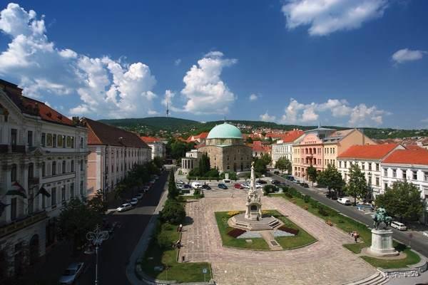 Pečuj, evropski grad kulture