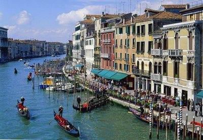 Venecija-prestonica dekadencije