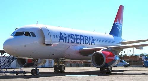 Air Serbia – red letenja do 21.juna