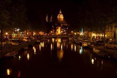 Amsterdam – kultura  i prostitucija