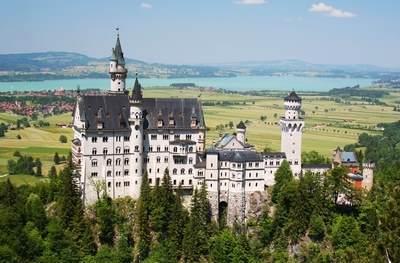 Kao iz bajke –  dvorac Nojšvanštajn