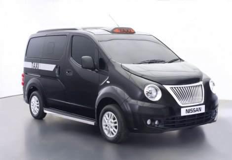 Ovako će izgledati novi londonski taksi…