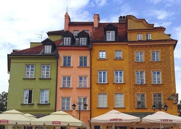 Zaljubite se u Varšavu