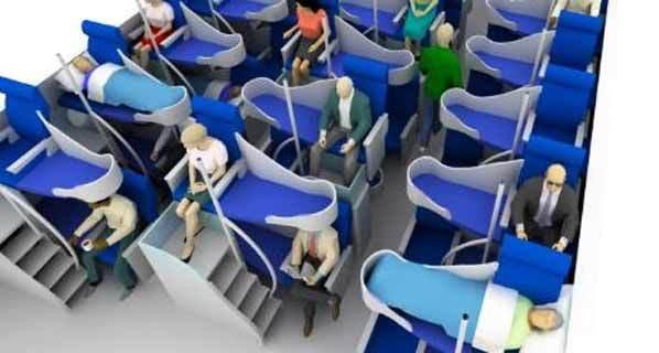Air Lair – sedišta u obliku pčelinjeg saća