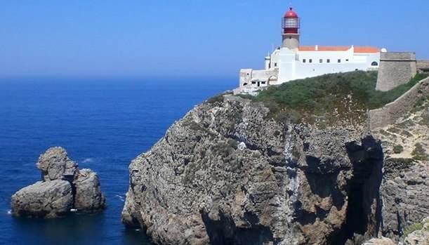Cabo S.Vicente – najjugozapadnija tačka Evrope