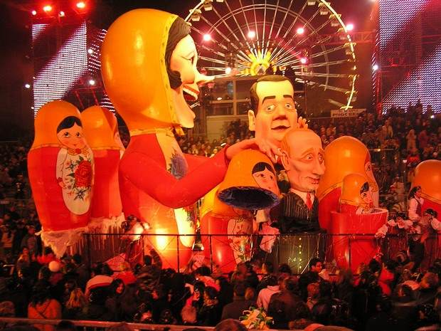 Predlog za putovanje – Maskirani Mediteran u karnevalskoj Nici!