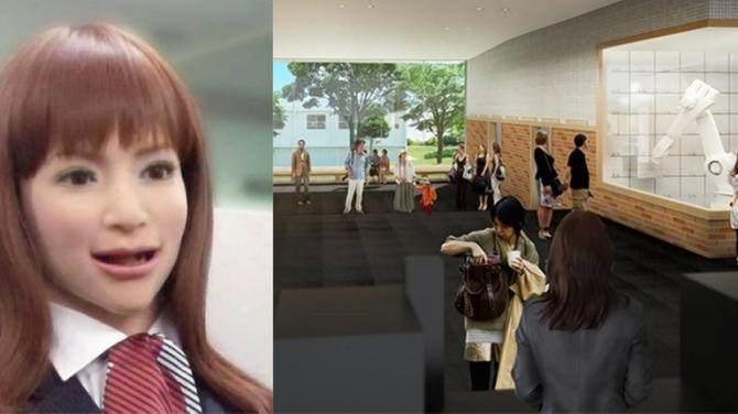 Japan dobija prvi hotel u kom će goste dočekivati roboti