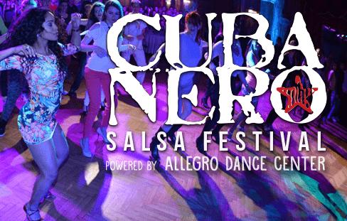 Cubanero salsa festival (21. do 24. maja 2015)