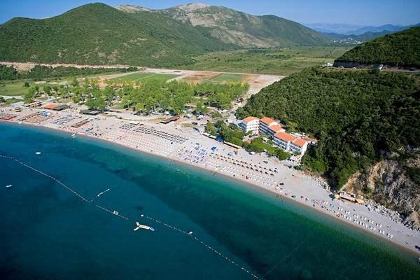 Plaža Jaz proglašena za najbolju evropsku plažu