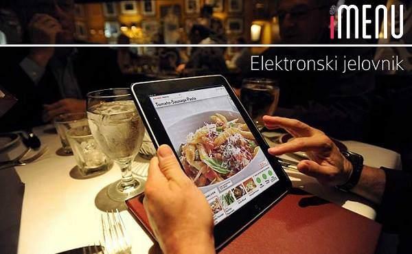 Kako ćemo uskoro naručivati hranu i piće u restoranima?