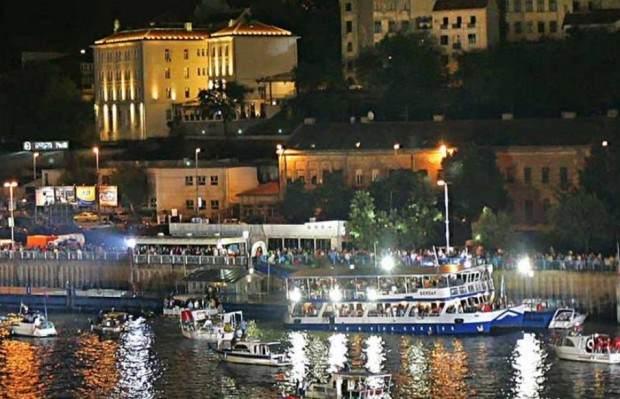 Beogradski karneval brodova (29.avgust)