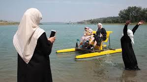 U Rusiji otvorena prva plaža samo za dame