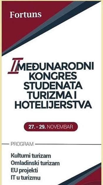 II Međunarodni kongres studenata turizma i hotelijerstva #MEKST2015