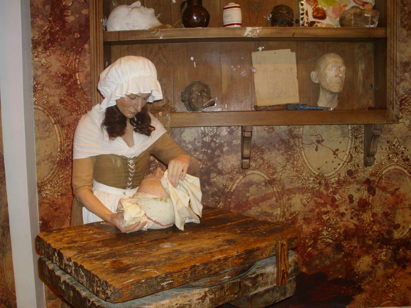 Muzej voštanih figura – Madam Tiso London