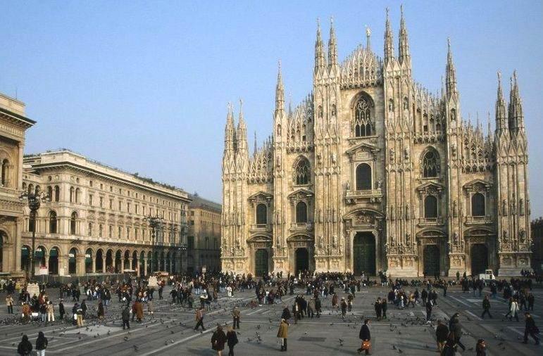 Povratne avio karte do Milana za 18 eur