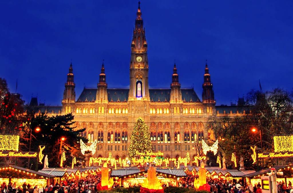 Bečki božićni vašari