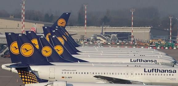 Lufthanza u štrajku. Danas se otkazuje 929 međunarodnih letova