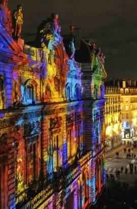Fete des Lumieres – Festival svetla u Lionu