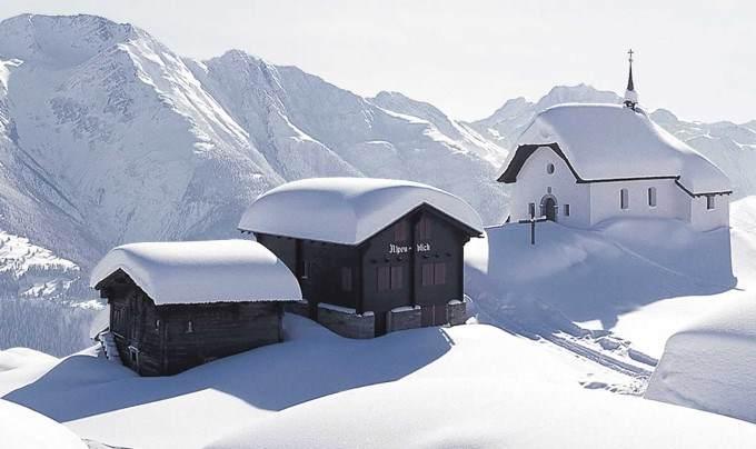 Švajcarska slavi 150 godina zimskog turizma