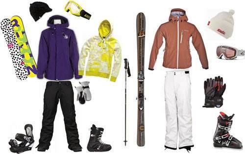Kako se spremiti za skijanje?