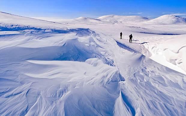 Za stotu godišnjicu nezavisnosti Norveška Finskoj poklanja planinu!